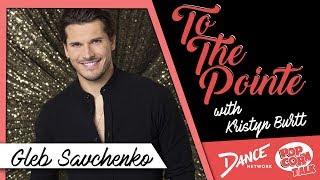 Gleb Savchenko Shares His Funniest Alan Bersten 'DWTS' Tour Story - To The Pointe w/ Kristyn Burtt
