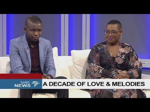 Nqubeko Mbatha and wife Ntokozo Mbambo on love, gospel