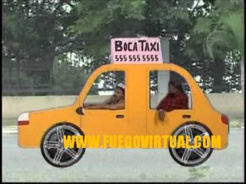 Boca De Piano Es Un Show 3 24 2012  Boca Taxi