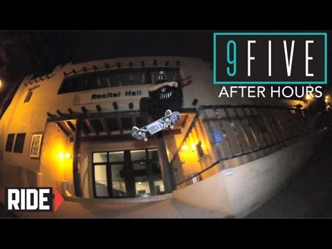 Josh Kalis, Jordan Hoffart, Nick Tucker: 9FIVE After Hours