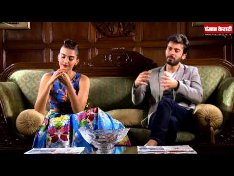Watch Exclusive Interview | Sonam Kapoor | Fawad Afzal Khan | Khoobsurat