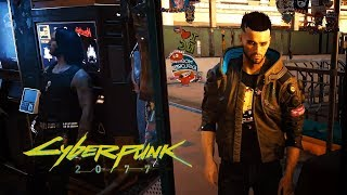 Cyberpunk 2077 - Official Stadia Reveal Trailer | Gamescom 2019
