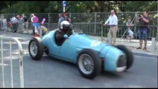 Grand Prix de Bruxelles pre-50' racing car : Bugatti type 35 & 27, Bentley, Talbot, Formula,...