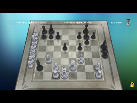 chess gameplay me against computer