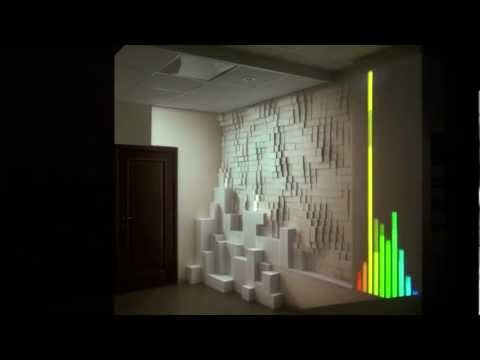 3D mapping projection