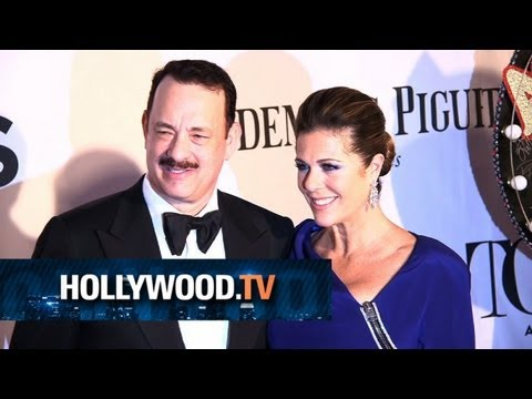 Tom Hanks, Mike Tyson, Jake Gyllenhaal, Cyndi Lauper and more at the Tony Awards - Hollywood.TV