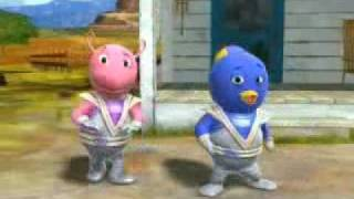 Backyardigans VS Virus