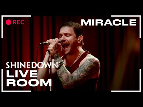 Shinedown - Miracle (Live @ The Live Room, 2013)