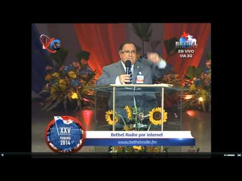 El mensaje que NADIE quiere oír. Pastor Carlos Guerra. Convencion Nacional Panama MMM
