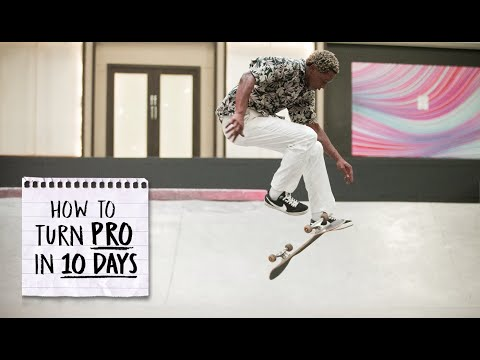 How To Turn Pro in 10 Days