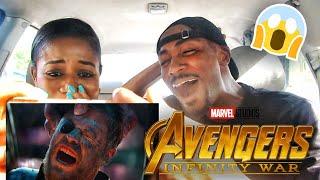 Marvel Studios' AVENGERS: INFINITY WAR - OFFICIAL TRAILER #2 Reaction from Wakanda 😱