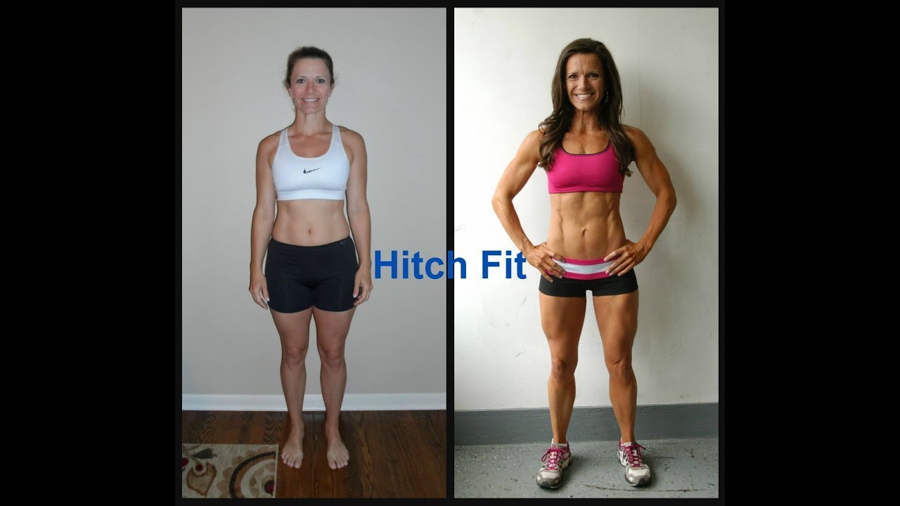 How to Get Fitness Model ABS - Stacie's Success with Hitch