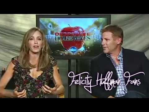 Felicity Huffman And Doug Savant On Katu 30.9.11