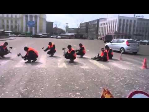 Евро-2012 закончилось. Асфальт, давай, до свидания!