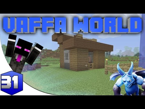 MINECRAFT : VAFFA WORLD - FARMING FERRO #31