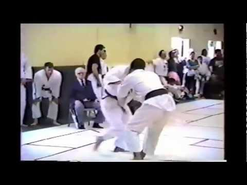 JUDO Arm Bar submission( John Machado fight #4) Image 1