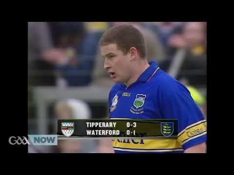 2002 Munster SHC Final: Tipperary v Waterford