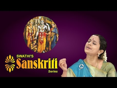 Smt. Vishakha Hari - Ambuja Ramayana video