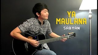 Download Lagu (Sabyan) Ya Maulana - Nathan Fingerstyle | Guitar Cover | Religi Terbaru 2018 Gratis STAFABAND