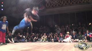 DYNAMIC ROCKERS vs RUFFNECK ATTACK (FLOOR WARS 2010)