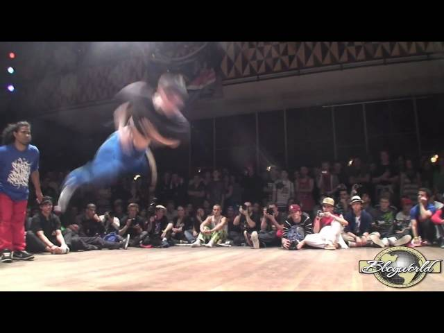 DYNAMIC ROCKERS vs RUFFNECK ATTACK (FLOOR WARS 2010) WWW.BBOYWORLD.COM
