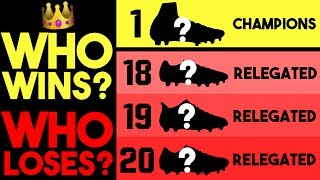 What Position Would Boots Come In The Premier League?
