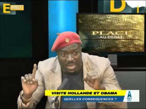 LE DEBAT PANAFRICAIN DU 28 06 2015 (part 1)