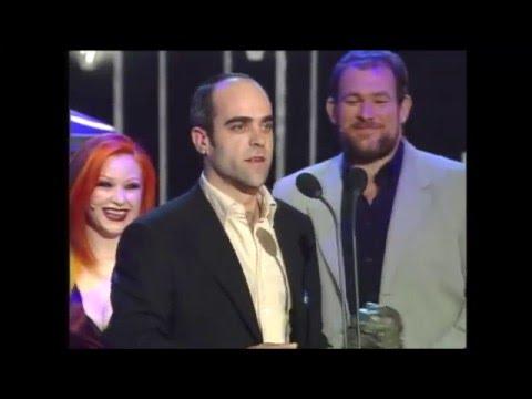 Luis Tosar gana el Goya a Mejor Actor de Reparto en 2003
