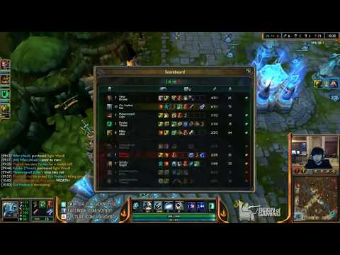 Crs Voyboy - AD.FIZZ.TOP.LANE! [26/8] (2500elo) (Diamond l)