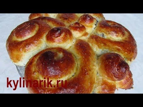 Рецепт сдобного теста для булочек в духовке