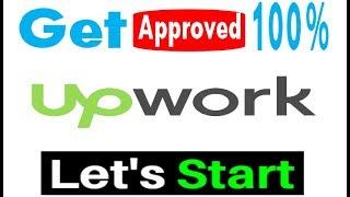 How To Get Approved Upwork Profile | Full Method Live! (After Rejection On Upwork.com)