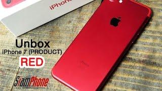 [Live Record] บันทึกสด iPhone 7 RED by SiamPhone