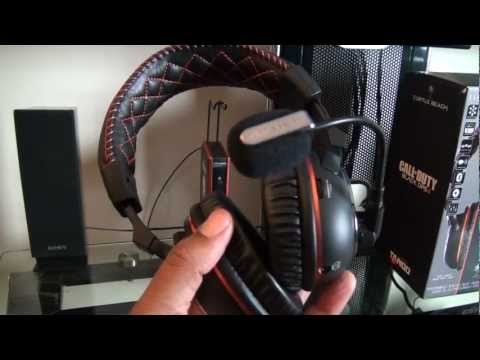 Review And Giveaway: Turtle Beach Call Of Duty Black Ops 2 Limited Edition Earforce Tango