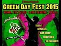download mp3 dan video GREEN DAY FEST 2015 - THE PINK RABBITS - PART 2