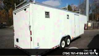 2006 PACE AMERICAN 32 ft Enclosed - Trailers of the East ...