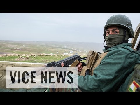 Pinned Down by the Islamic State: The Road to Mosul (Part 1)