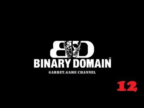 Binary Domain.12 серия.Царь-бегун.
