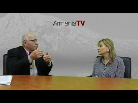Armenia TV (Australia) - Episode 12-2015
