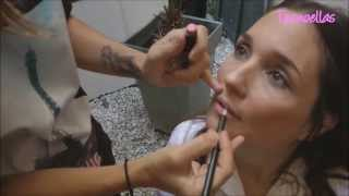 Tecnoellas: Tutorial Look Natural con Natalia Belda y Wet n Wild