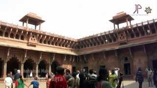 The Shahjahani Mahal, Red Fort - Agra