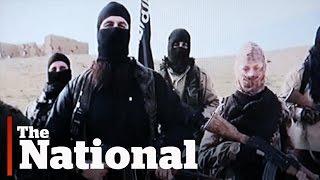 ISIS recruit 'Toronto Jane' on front line of Iraq, Syria war