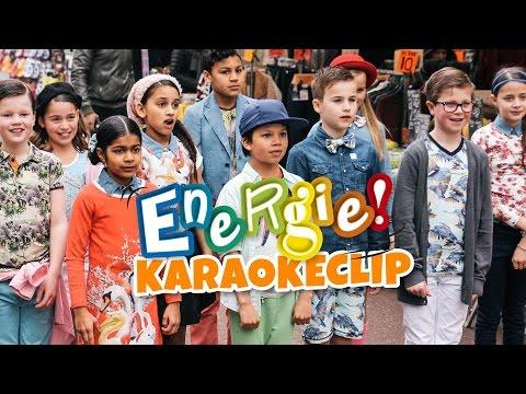Kinderen voor Kinderen - Energie! (Karaokeclip)