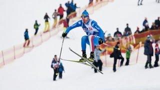 Cross Country Skiing - Red Bull Nordix 2013 Czech Republic
