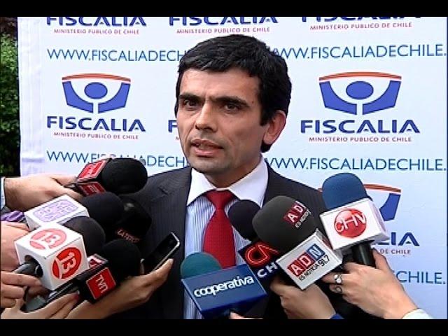 """Caso FUT: Fiscal Gajardo aseguró el hallazgo de """"conductas que podrían ser constitutivas de delitos"""""""