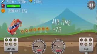 Hill climb racing version 1.24.0 Unlimited coins,