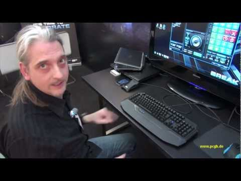 Roccat Ryos MK Pro: Hands-on Review [PCGH]
