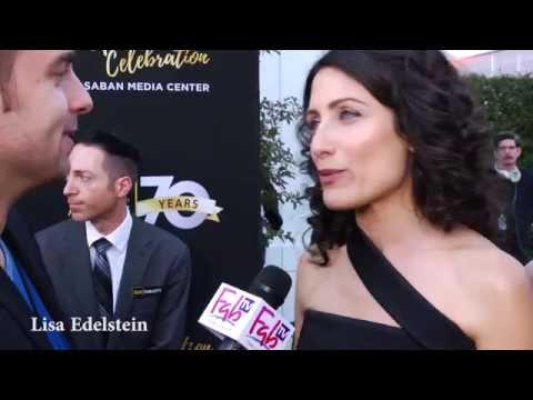 Lisa Edelstein Interview - House! The Walking Dead! Girlfriends' Guide To Divorce - 2016