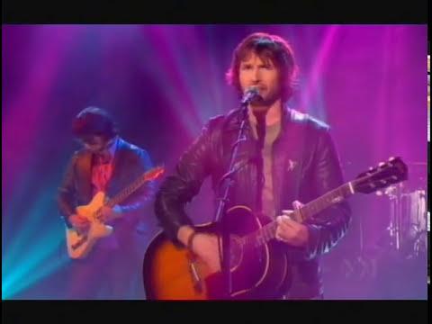 James Blunt - Carry You Home (Live On Parkinson 2006)