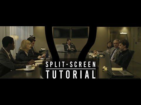 INVISIBLE SPLIT-SCREEN TUTORIAL (The David Fincher Technique)