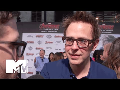 James Gunn Talks 'Guardians Of The Galaxy 2' | MTV News